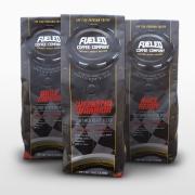 Fueled Coffee Company coffee bags