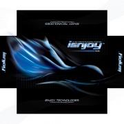 iEnjoy Technologies ICE packaging design