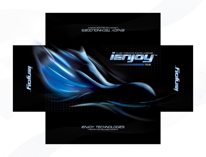 iEnjoy Technologies ICE packaging design