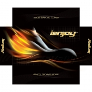 iEnjoy Technologies FIRE packaging design