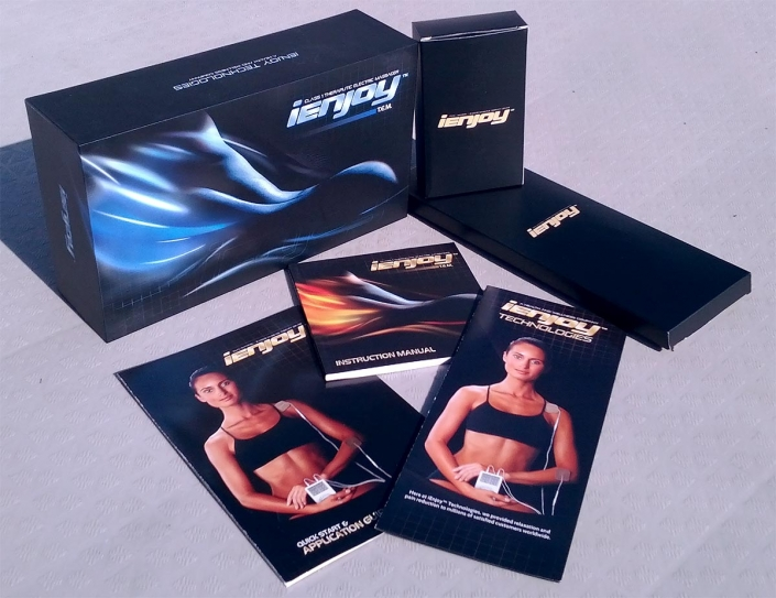 iEnjoy Technologies Completed packaging and manuals