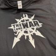 The Long War Network bringn-it shirt front