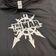The Long War Network bringn-it shirt front