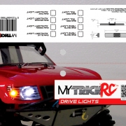MyTrickRC Drive Light Bag Topper Packaging design