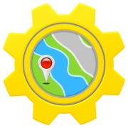 The GEAR icon for the YellowBot.com logo
