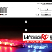 MyTrickRC Light Flasher Bag Topper Packaging design