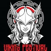 Viking Festival Valkyrie Head